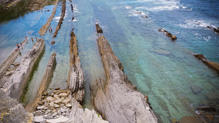 Playa Arnia by cheechwizard