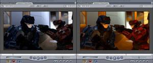 SIDEbySIDE: Reach color edits