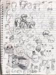 Lottsa Doodles