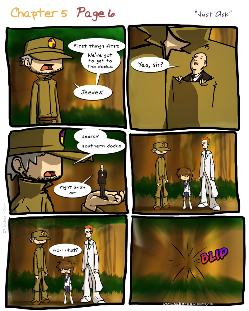 Chapter 5 Page 6 by Saber-Cow on DeviantArt