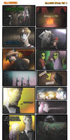 EVSG: Halloween 2013 Part 2 by Saber-Cow