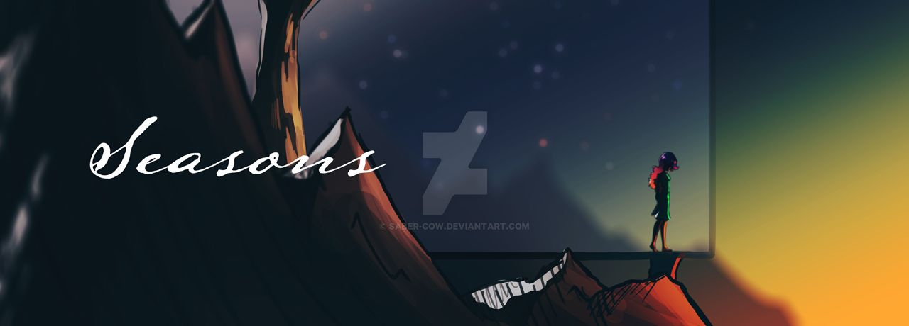 SeasonS Banner 1 by Saber-Cow