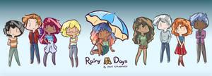 Rainy Days Banner 2018