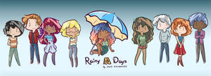 Rainy Days Banner 2018