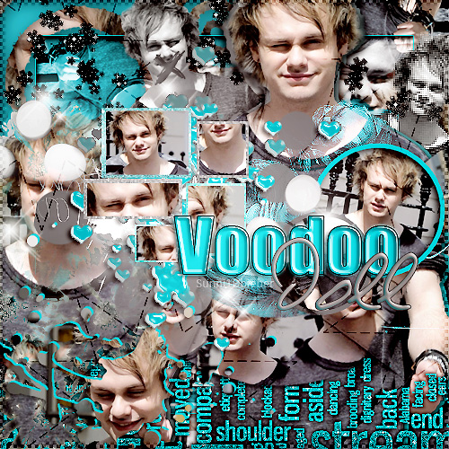 Voodoo Doll-Michael Clifford by Sunni1DBieber