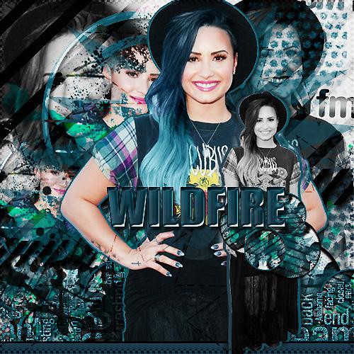 Wildfire- Demi Lovato by Sunni1DBieber