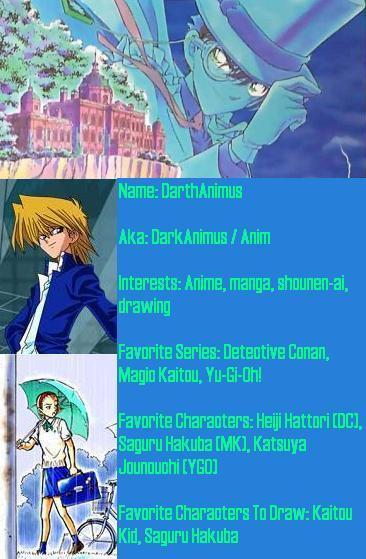 DarthAnimus's Profile Picture
