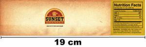 sunset sarsprilla