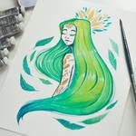 Lime Girl