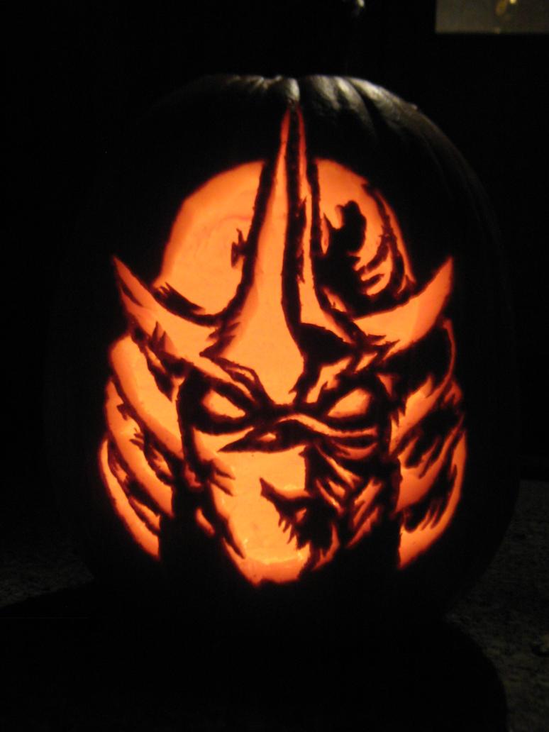 Magnificent Ninja Turtle Pumpkin Carving Template Component - Resume ...