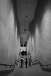 Italian pavilion exit