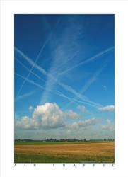 Air Traffic. by huntedbyafreak