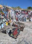 Graffiti Wall 5 by MWaters