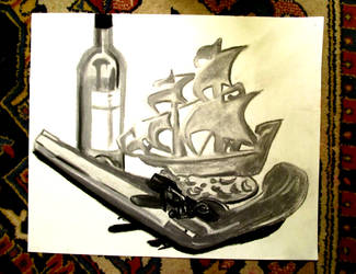 Still Life for Pirates