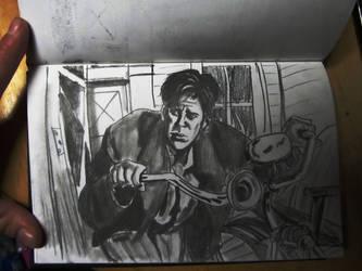 Truman sketch