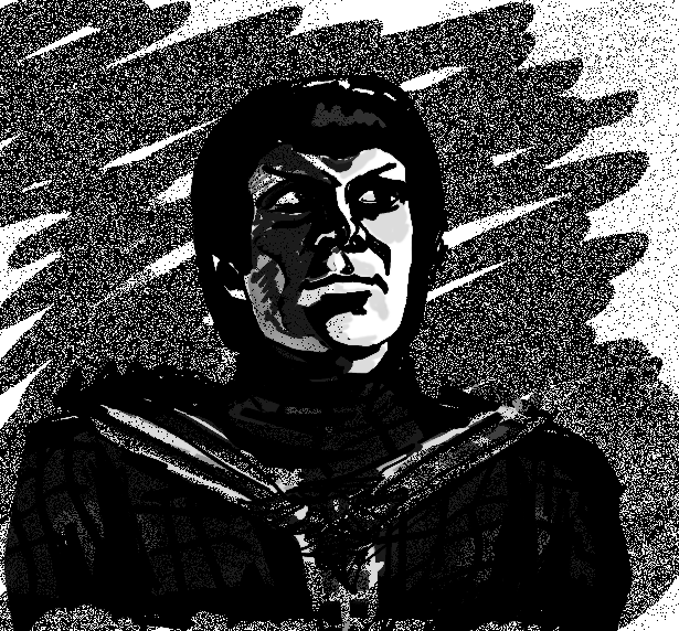Centurion Saren by MWaters
