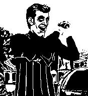 Robbie Pixeled alternate version by MWaters