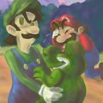 Mama Luigi by MWaters