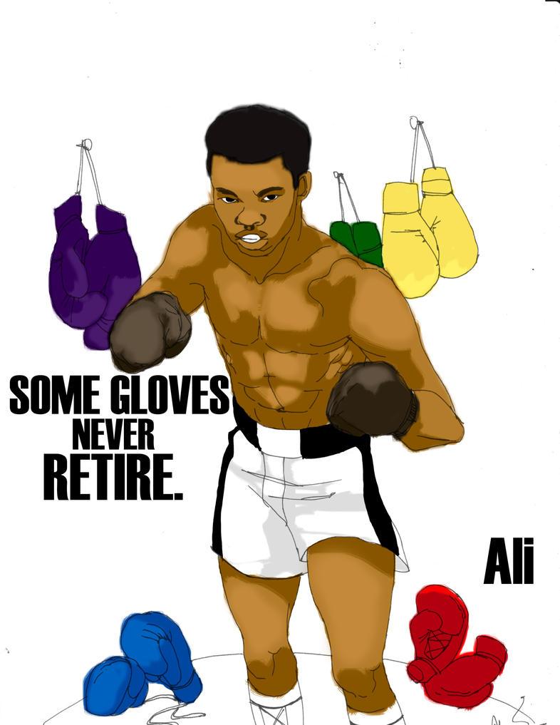 Ali by birleone
