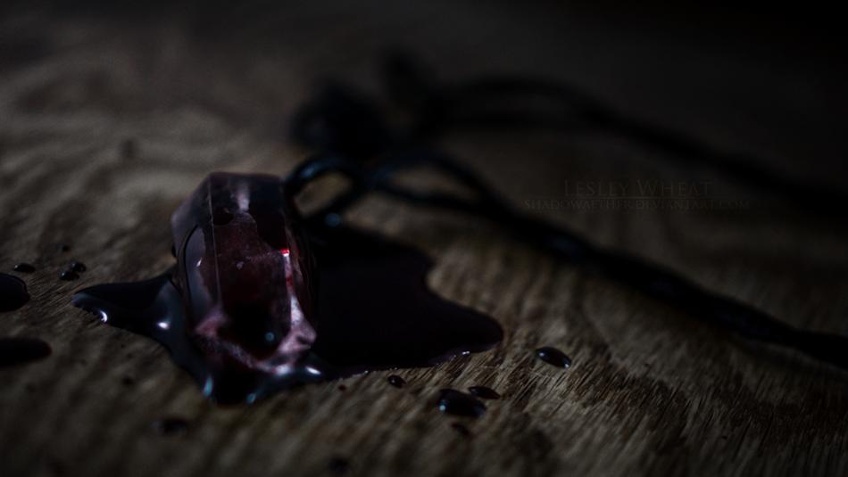 Bloody Crystal by ShadowAether