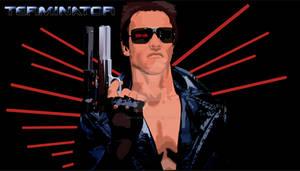 Terminator Poster Vector