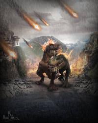 Extinction by Jaymeanoiche