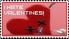 Stamp- I hate valentines by AmelieRosen