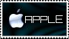 Stamps- apple by AmelieRosen