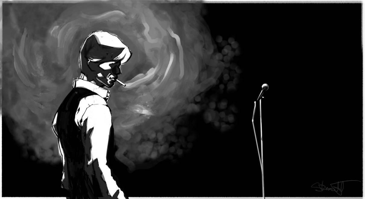 The Thin White Duke by Hisshi