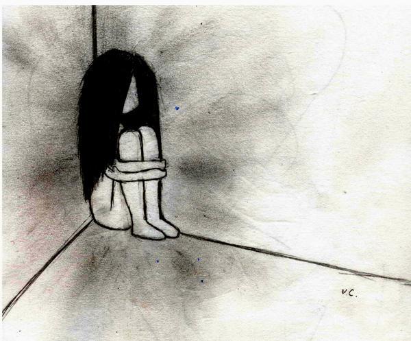 Depressed by WinterCookie