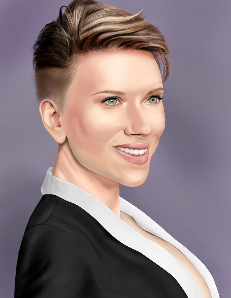 Portrait study by karlito4
