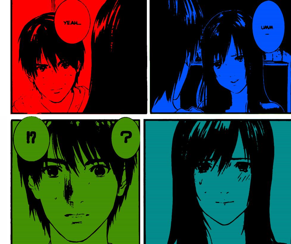 (Classic) A Moment in Gantz by Kai-Nichi