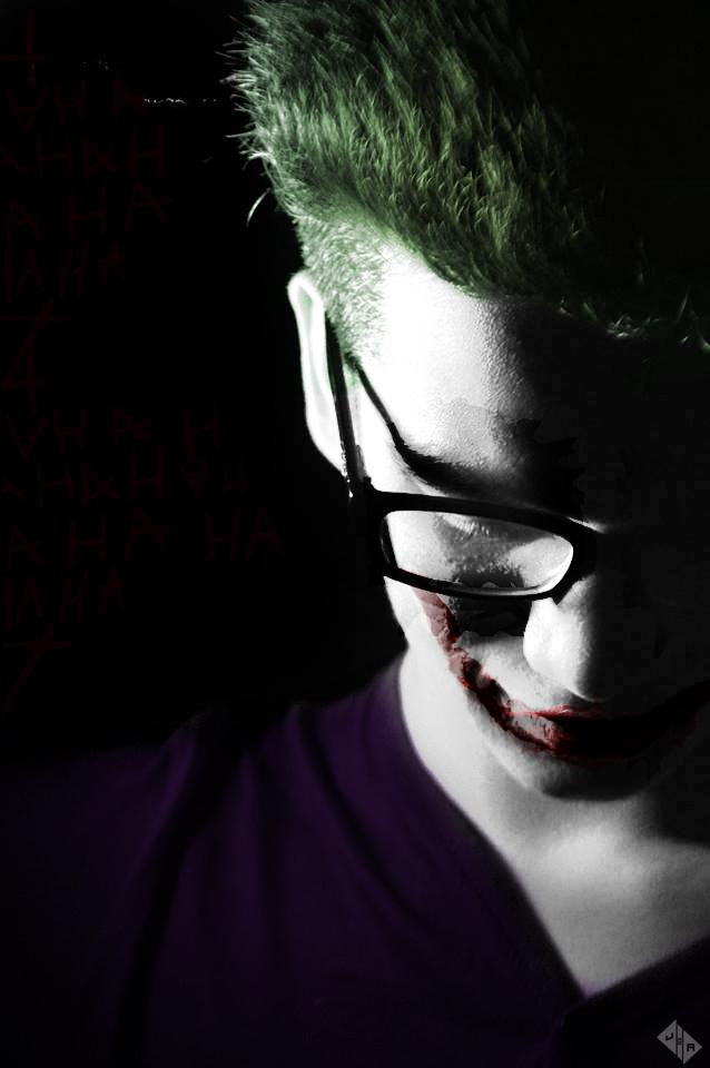 The Joker Fan Art Wallpaper Hd By Junkyardawesomeness On Deviantart