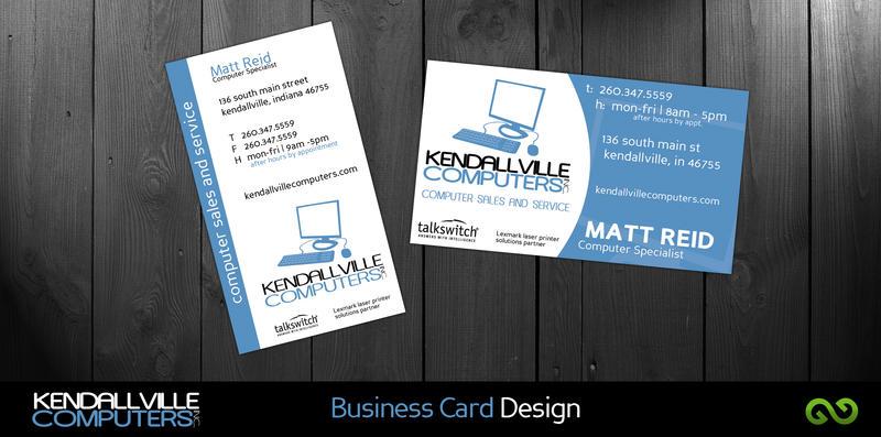 KCI Business Card Sample Sheet By Hellfire109