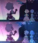 pink diamond begging Redraw