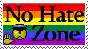 No Hate Zone by phoenixtsukino