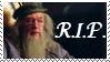 R.I.P. Albus Dumbldore by phoenixtsukino
