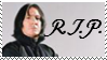 R.I.P. Severus Snape by phoenixtsukino