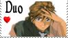Gundam Wing - Duo Maxwell by phoenixtsukino