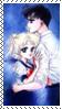 Sailor Moon - Usagi and Mamoru by phoenixtsukino