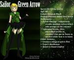 +Justice Scouts+ Sailor Green Arrow
