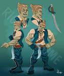 Treasure Hunter Concept