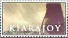 Stamps - kiarajoy 01 by KiaraJoy