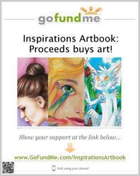 Inspirations Artbook Sign by KiaraJoy