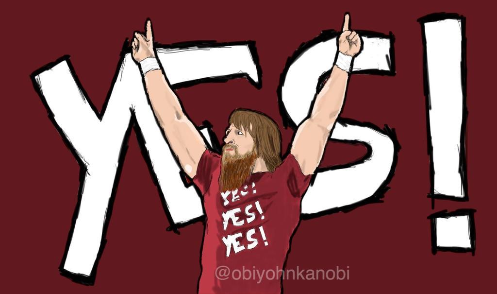 Daniel Bryan YES! YES!...