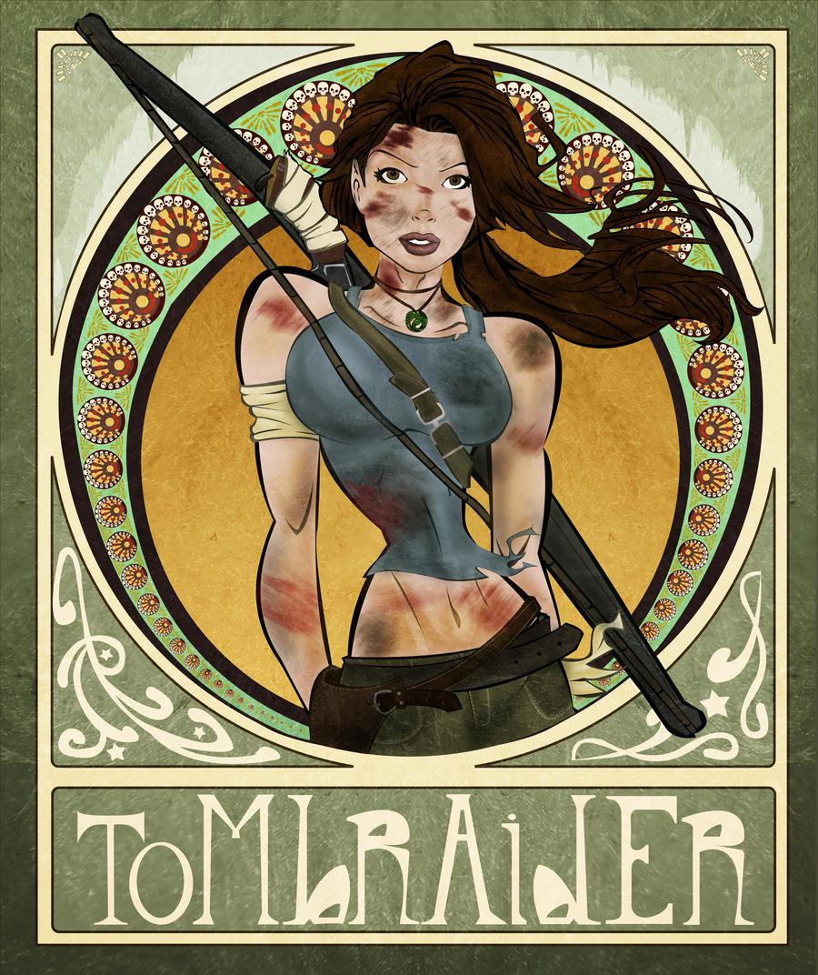 Tomb Raider Reborn Contest by MattValenzuela