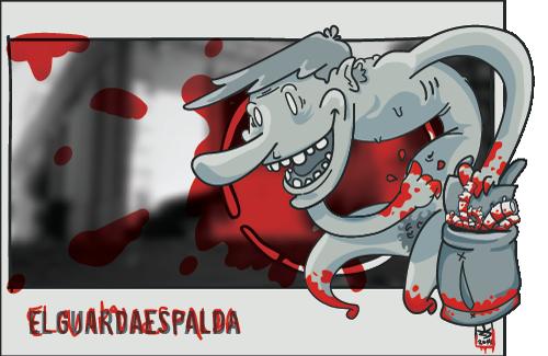 Guarda-espalda by MattValenzuela