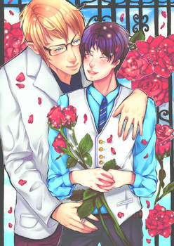 Roses for my beloved