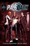 Pale Dark Issue 2 cover by IsleSquaredComics