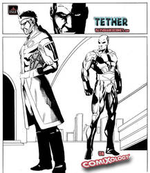 Tether Issue 4 pg 20 pnls 1-2 lines by IsleSquaredComics